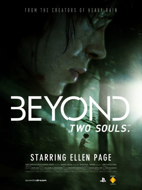 gamefreaksnz:  Beyond: Two Souls footage revealed at Gamescom  This week at Gamescom Quantic Dream have released more gameplay footage from their upcoming action adventure title Beyond: Two Souls.