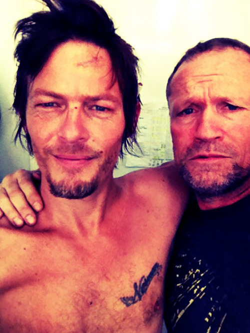 So stoked on the return of Merle!