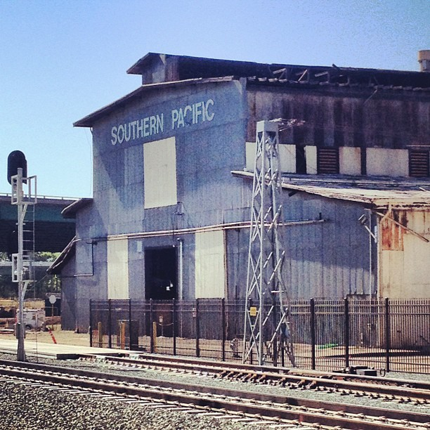 Taken with Instagram at Amtrak - Sacramento Station (SAC)