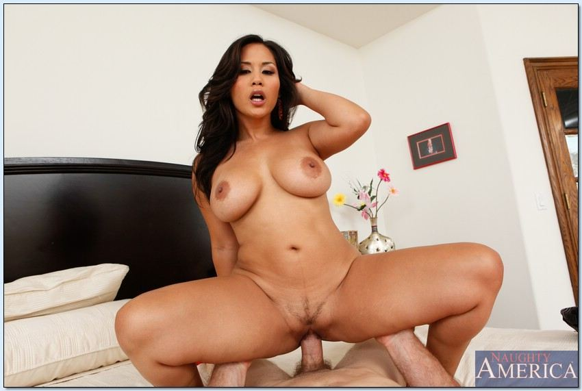 Jessica Bangkok for Naughty America