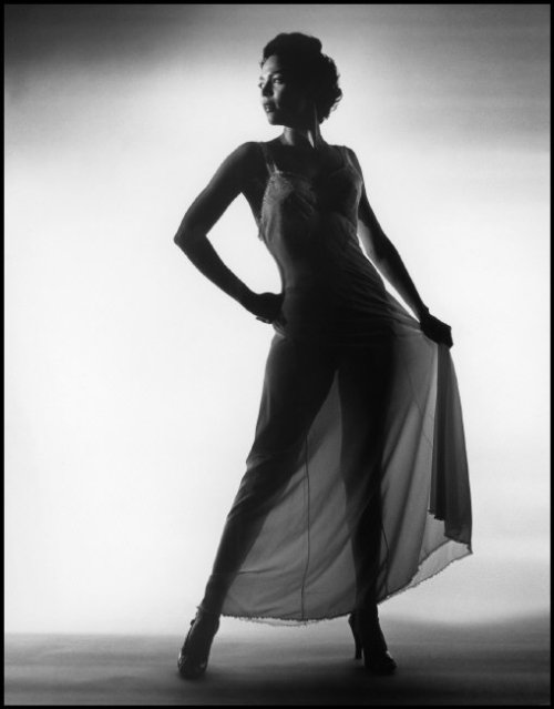lascasartoris:  Dorothy Dandridge, 1953 by Philippe Halsman
