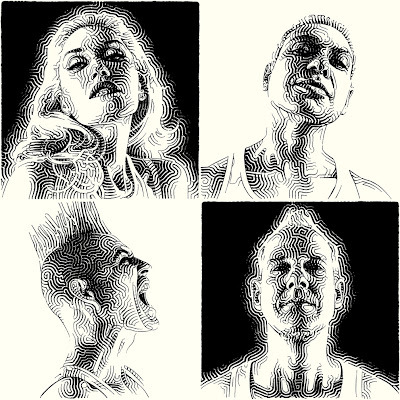 Amazing art by El Mac for the new No Doubt album that hits stores September 25th! Click through for the full article.