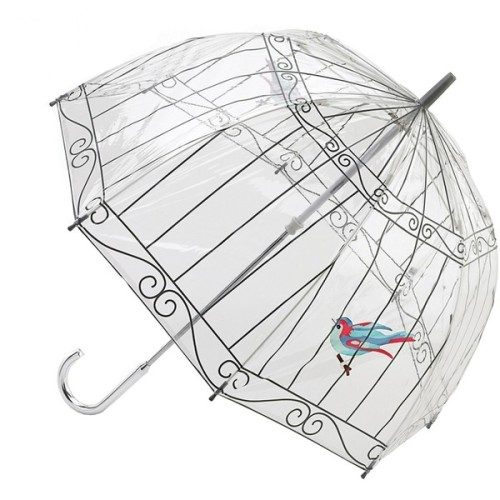 Lulu Guinness umbrella   ❤ liked on Polyvore (see more dome umbrellas)