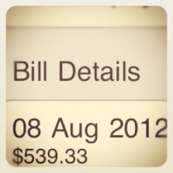 lol ceebs!!! #bill#money#due#vodafone#lol#over my cap? :)  (Taken with Instagram)