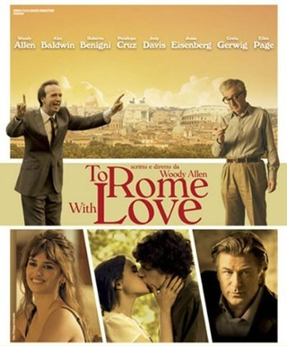 I am watching To Rome With Love                                      Check-in to               To Rome With Love on GetGlue.com