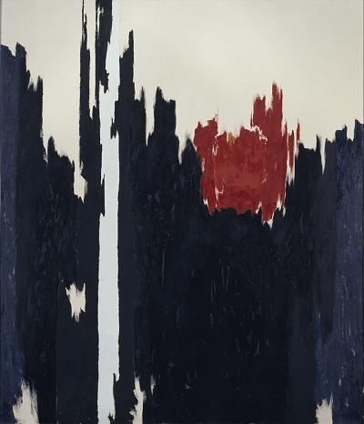 tragicmonsters:  clyfford still