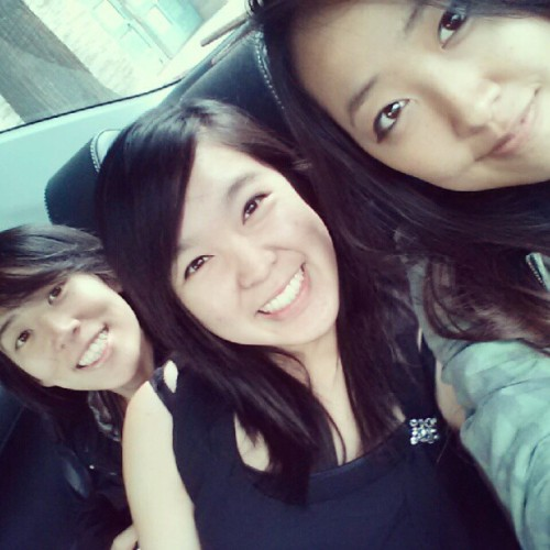 #backseat adventuring around #sanfransico (Taken with Instagram)