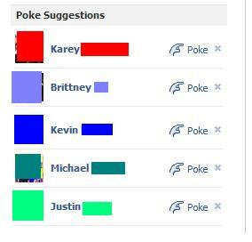 sometimesyoumakemenotbreathe:  OKAY FACEBOOK YOU HAVE A HORRIBLE WAY OF PICKING THESE THINGS LIKE SERIOUSLY KAREY IS MY FRIEND FROM LIKE 8TH GRADE AND BRITTNEY AND JUSTIN ARE BOTH MY COUSINS AND THEN MICHAEL IS LIKE 14 AND KEVIN AND I HAVE THIS WEIRD, AWKWARD RELATIONSHIP THAT INVOLVES NOTHING BUT HIM BRINGING ME MY APPETIZER, REALIZING IT'S ME, THROWS THE FOOD ON THE TABLE, SAYS ENJOY, AND THEN PRACTICALLY RUNS AWAY