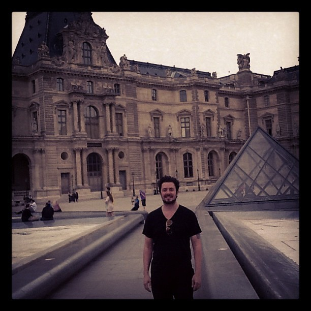 Taken with Instagram at Musée du Louvre