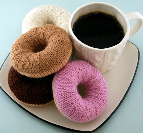 holey doughnuts! by kathrynivy.com on Flickr.