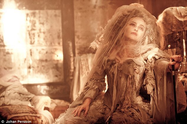 suicideblonde:  Helena Bonham Carter in Great Expectations
