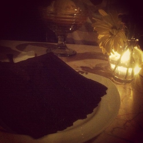 Mmm (Taken with Instagram at The Chocolate Room)