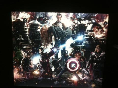 My new backlit poster… be jealous… LOL  I have a new nightlight XD