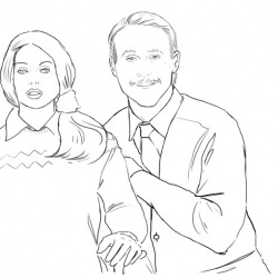 "(via Ryan Gosling Gets A Sexy New Coloring Book - Movieline) Oh my god, Ryan Gosling coloring book with a scene from ""Lars and the Real Girl.""  p.s. my birthday's coming up."