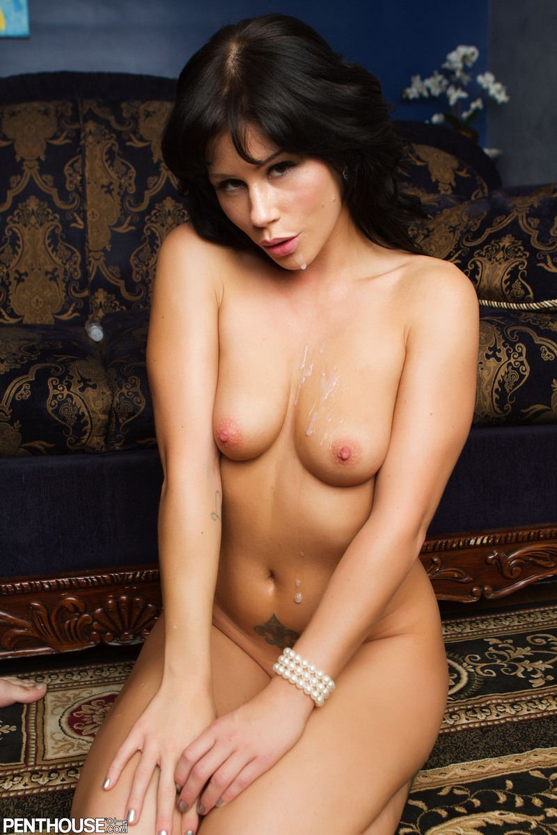 Brooklyn Lee for Penthouse