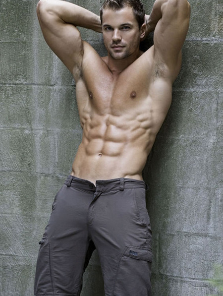mancrushoftheday:  Chris Ryan #malemodel #muscle #hairy #abs Visit The Man Crush Blog | Twitter | Facebook | Google+