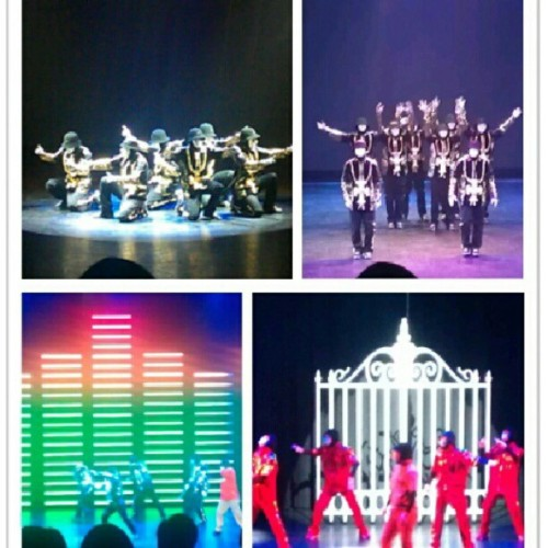 Jabbawockeez! (Taken with Instagram at Harrah's Resort Hotel & Casino)