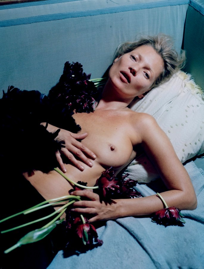 Kate Moss by Tim Walker for Love #8