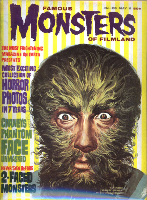Famous Monsters #28 (1964)