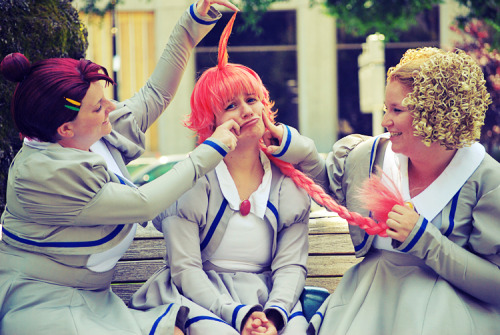 Princess Tutu 10th anniversary spam; photo by Caitlin Photo 7 of 10