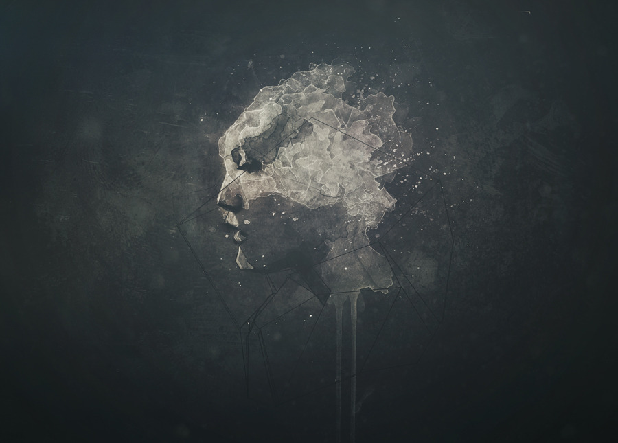 Digital art selected for the Daily Inspiration #1217