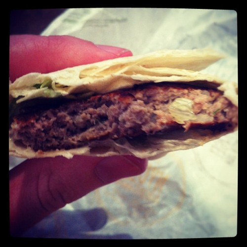 McLamb Wrap 10/10 (Taken with Instagram)