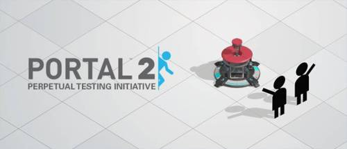 "Co-op Comes To Portal 2's PeTI, Gives You 75% Off! Everything you need to know:  Are you sitting down? If not, you should sit down. Okay, are you sitting down now? Because you should probably actually be lying down for this: As of right this moment, we are giving all current owners of Portal 2 a 75% off Portal 2 coupon. If you're standing back up, dusting yourself off and wondering why you'd want another copy of a game you already own, lie back down real quick because here's the lie-down part: We just added co-op to the Perpetual Testing Initiative.That's right: Puzzle creators can now design and publish co-op maps, which puzzle players can now greedily consume. Well, as long as they have a co-op partner. Which the 75% off coupon should help them (i.e.: you) find. We've also added a ""Quick Play"" feature that creates never-ending, auto-generated playlists of the top-rated maps in a variety of categories. It has literally never been easier to figuratively jump in and literally play some Portal.  Get to testing!"