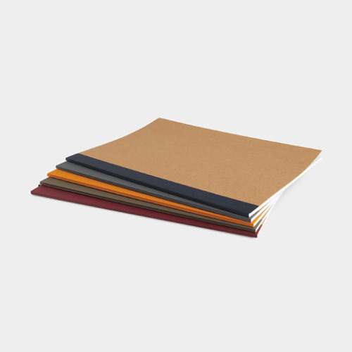 muji notebook set.