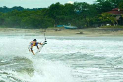 surf-is-forever:  Mason Ho. Nicaragua.Photo: Tom Carey