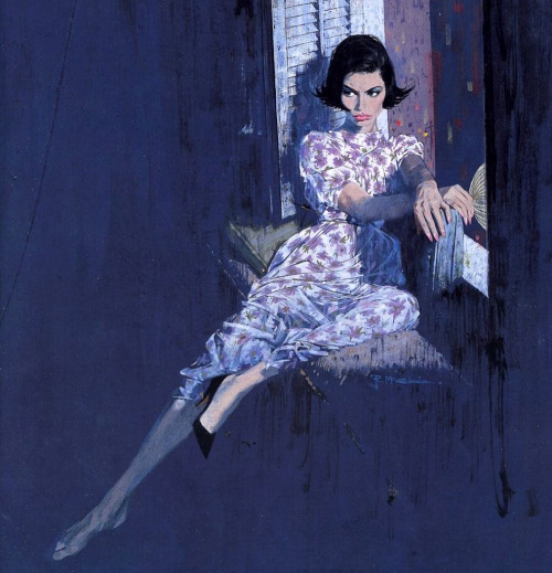 mudwerks:  Robert McGinnis (by oldcarguy41)