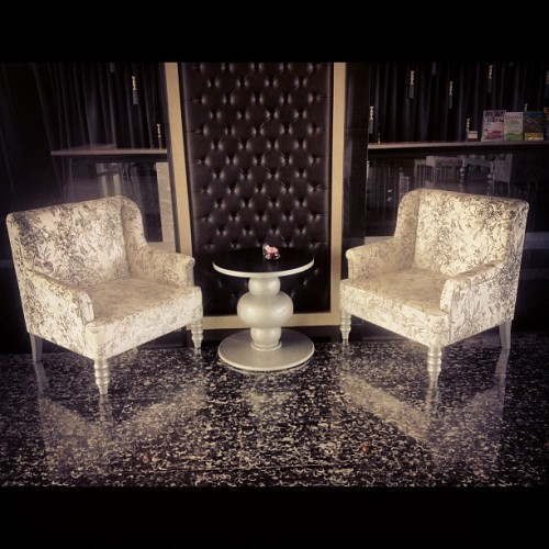 The Way…their decor :)📻 (Taken with Instagram at Way Hotel Pattaya)