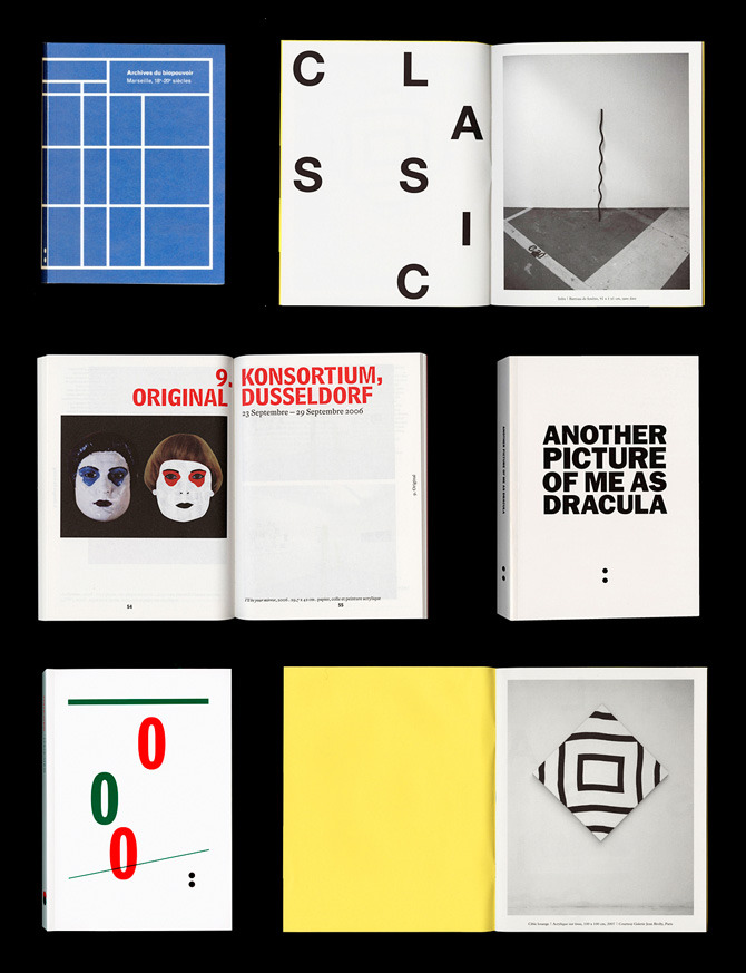 pantherclub:  Interesting graphics and publications from the Parisian publishers it: editions