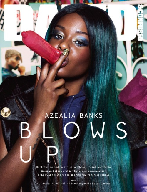 Azealia Banks Blows Up