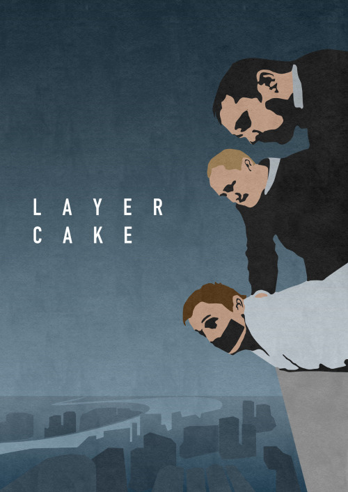 Layer Cake by Oliver Shilling Prints available here
