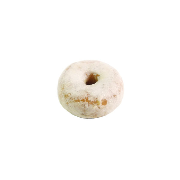 in-fi-nity:   Pancake Meow - Powdered sugar donut charm (clipped to polyvore.com)
