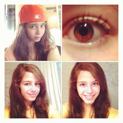 #me #lebanon #lebanese #girl #lebanesegirl #swag #swagggirl #swaggirl #eye #hazel #brown #hazeleye #browneye #smile  (Taken with Instagram)