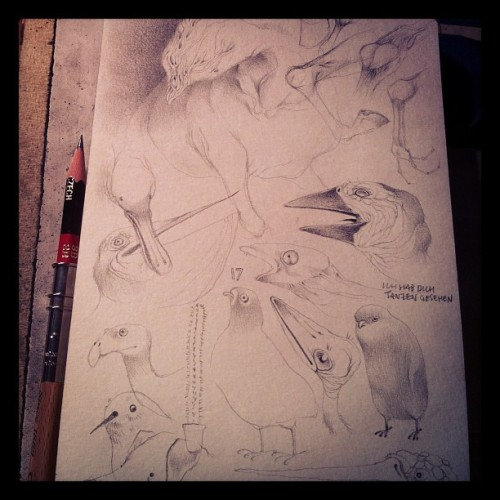 #sketchbook (Taken with Instagram)