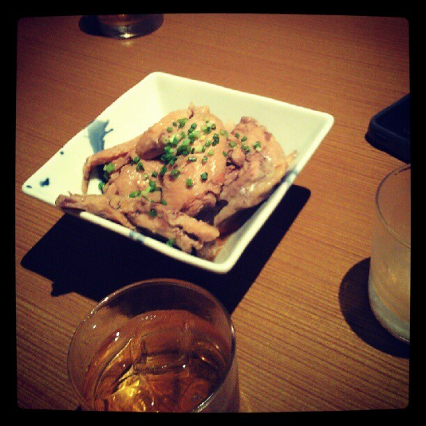 Finally the night starts… Viva le Japan!! (來自 Instagram)