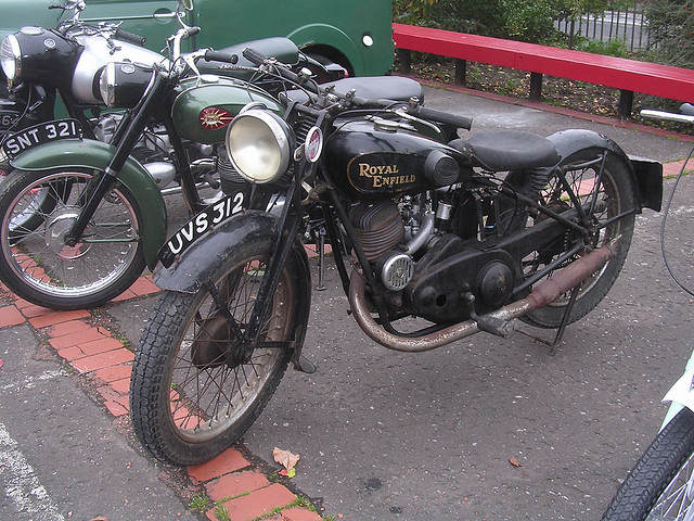 1934 Royal Enfield 'A' 225cc
