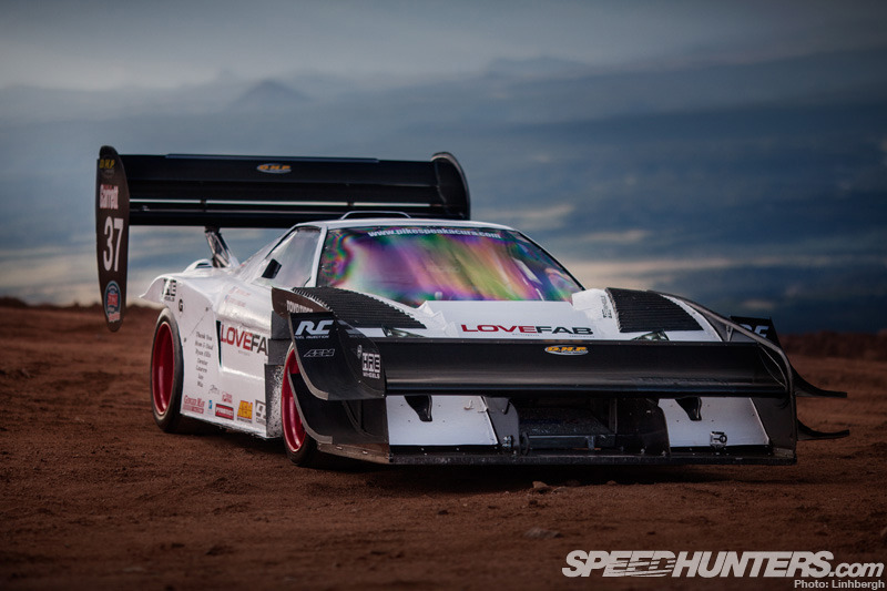 FORM FOLLOWS FUNCTION, THE LOVEFAB NSX (via Speedhunters)