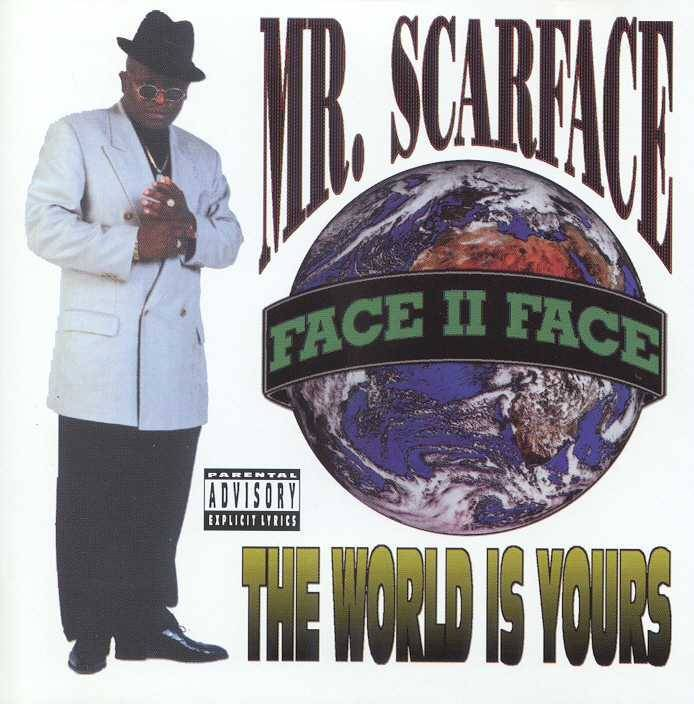 BACK IN THE DAY |8/17/93| Scarface released his second album, The World Is Yours, on Rap-A-Lot Records.