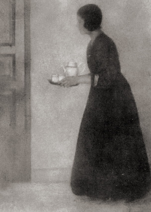 Coffee, c1910 by Ernst Blazek