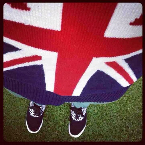 #british #unionjack #sexy #stunning #london #england #brown #smart #desi (Taken with Instagram)