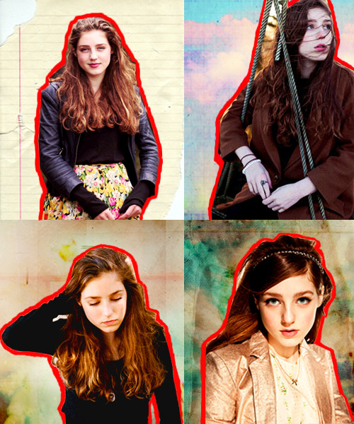"""I'm called Birdy because when I was younger, my mom gave me that nickname, 'cause apparently, when she used to feed me, I used to open my mouth so wide I looked like a little bird."""