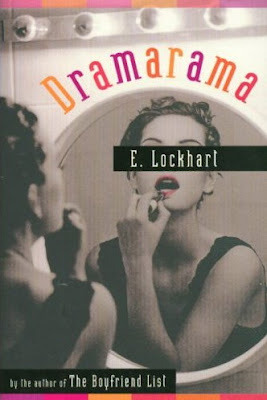 "Octopus Review: Dramarama by E. Lockhart genre: realistic fictionage: YArating: 5/8 tentaclesSarah Paulson is bored with her life in what she sees as a dead-end middle-of-nowhere sort of town.  She gives herself a dramatic makeover, changes her name to Sadye,  and heads off to a summer theatre camp with her best friend Demi, convinced that her fortune is about to change, that the world of theatre will nurture her true self and allow her to grow into the sensational human being she knows she's meant to be.  But theatre camp isn't quite the dream Sadye expected.One of Lockhart's talents is making readers empathize with her protagonists. Even though I didn't like Sarah/Sadye, I felt enragedly frustrated on her behalf as she fought to prove herself at a summer semester of drama school. She was like a little mole who kept popping her little mole head out of its hole, blinking in awe at the dazzling world of theatre, only to get whacked on the head by a mallet-happy drama instructor.I pronounced ""Sadye"" as ""Sad-yuh"" in my mind. I knew it was supposed to be Sayd-ee from the moment I saw it but my brain wanted to say it the way it was spelled. Should have gone with Sade, Sadey, Sadie, Sady… there are so many options. Sad-yuh doesn't work for me.The novel is interspersed with transcripts of the tape recordings Sadye and Demi make of their adventures at drama school.  The format is clever but boring.  Dialogue included in these segments feels flat and mostly uninformative and I had trouble following the conversations.I'm not particularly interested in theatre, but the details of life at drama school entertained me and made me feel like I was looking into a secret world. I liked the ambiguous portrayal of friendship vs. competition and mindlessly following orders vs. creative collaboration. Dramarama is enjoyable, but not as good as Frankie Landau-Banks, which I constantly recommend to everyone."