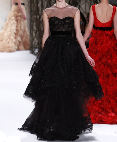 phe-nomenal:  Monique Lhullier Fall 2011 rtw