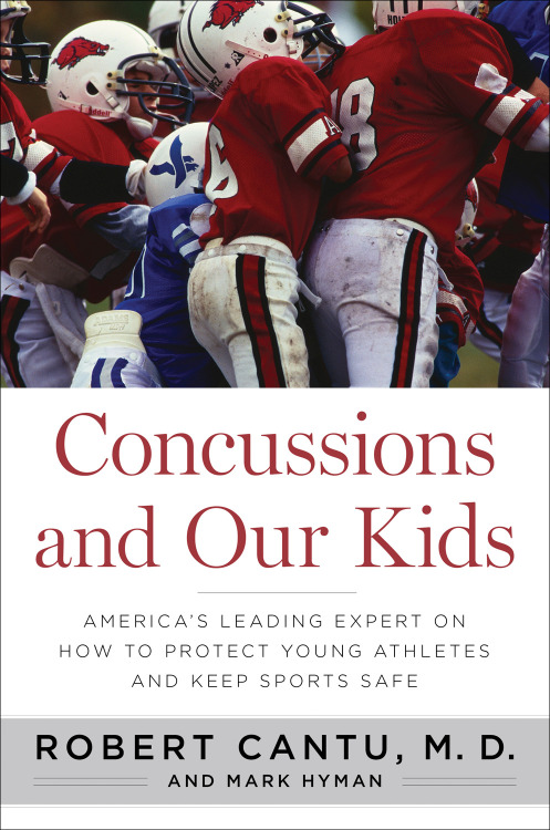 Read an excerpt from CONCUSSIONS AND OUR KIDS by Robert Cantu, M.D.  It is so scary how fast a simple injury can turn into something more serious. This young girl lost her personality with a traumatic brain injury in a car accident and will never be the same after coming out of a coma. Read Cantu's book about how to prevent, treat, deal with and understand traumatic brain injuries and how quickly they can flip lives. Book excerpt: http://www.scribd.com/doc/97560277/Concussions-and-Our-Kids-by-Robert-Cantu Article about young girl: http://theweek.com/article/index/230334/the-6-year-old-who-woke-up-from-a-coma-with-a-different-personality