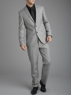 Paul Costelloe Slim-fit Puppytooth Suit for AW12