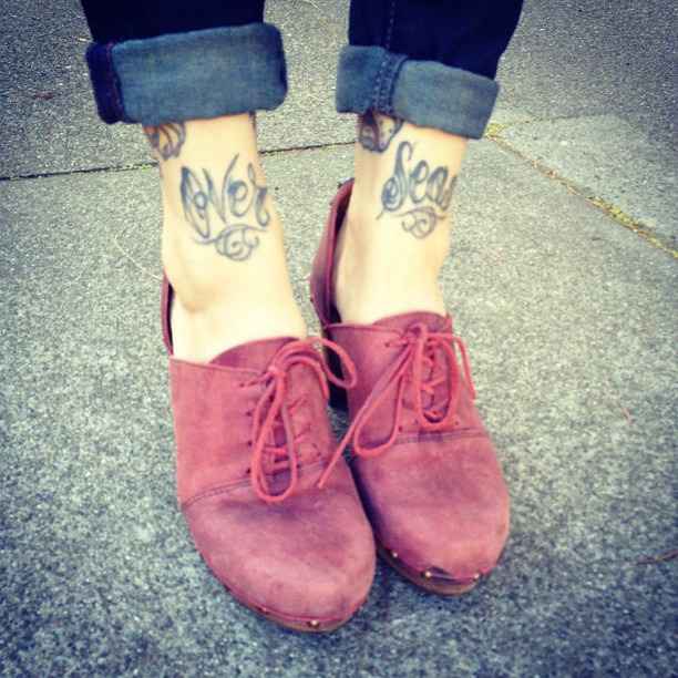 New #Sanita clog kinda day… by Kapten Hanna on Flickr.