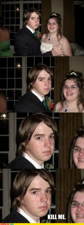 memehumor:  Go to the Dance, They Said. It'll Be Fun, They Said…